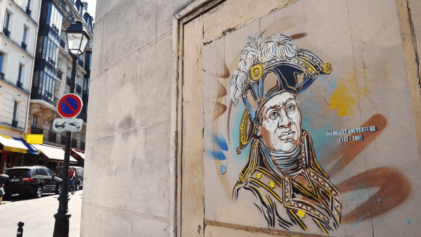 Toussaint Louverture by Jeanne Menjoulet licensed under CC BY-NC-ND 2.0